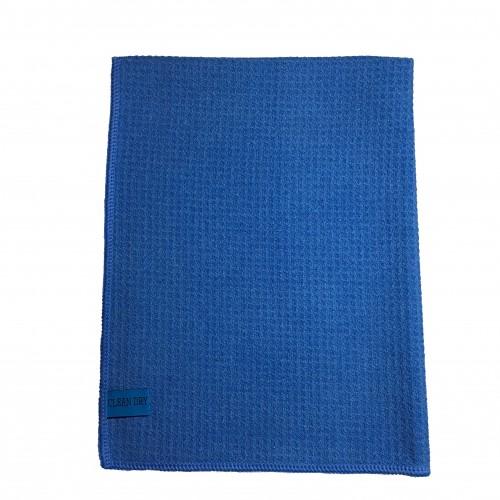 Droogdoek in het blauw 45 x 60 cm