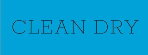 droogdoeken cleandry logo